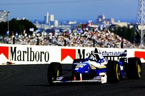 1996年ウイリアムズFW18